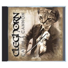 Cat in a Cannon CD (2014)